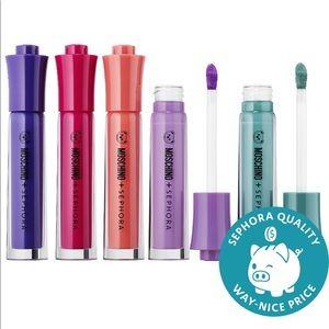 Sephora | Moschino Liquid Markers Lip Set